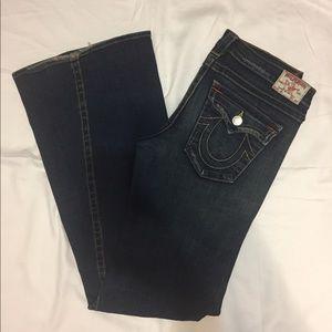 Tru Religion Flare leg jeans